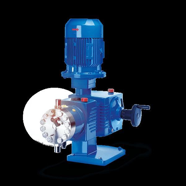 LEWA ecoflow® Membrandosierpumpe (LDB - LDH)