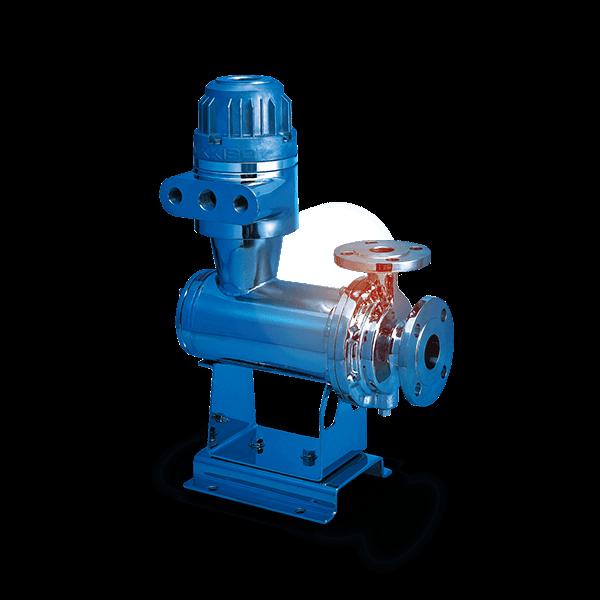 Nikkiso Non-seal® Spaltrohrmotorpumpe