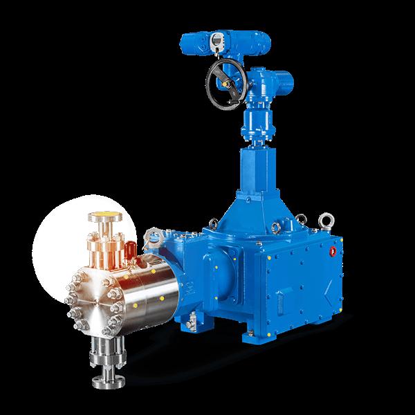 LEWA ecoflow® Prozesspumpe (LDF - LDH)