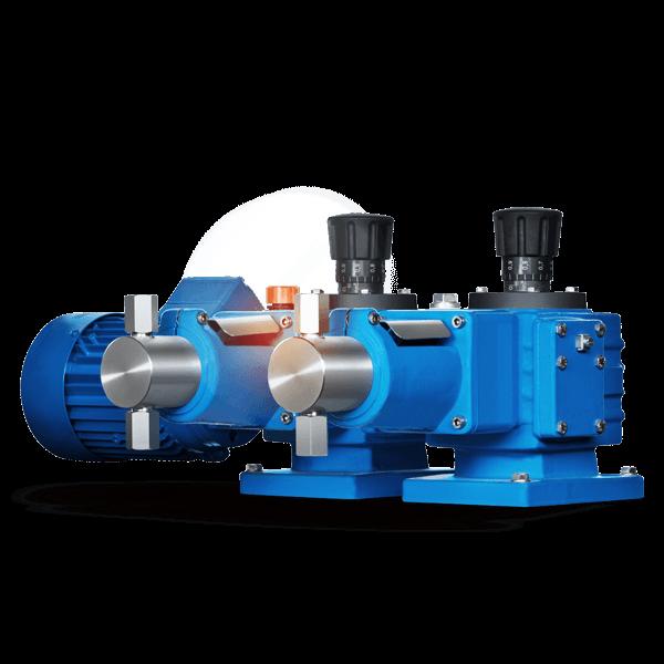 LEWA ecoflow® Kolbendosierpumpe